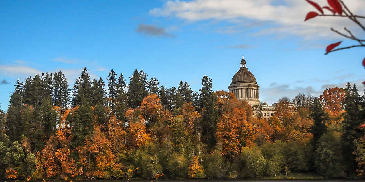 State Capitol Fall Colors