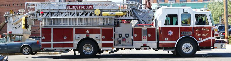 Billings, MT Fire Dept