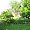 Derby Drive Backyard panorama