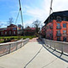 Carrol Creek, Frederick MD, 360 panorama