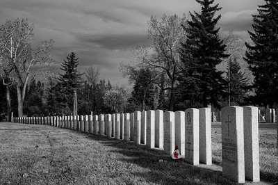 Remembrance Union Cemetery, Calgary