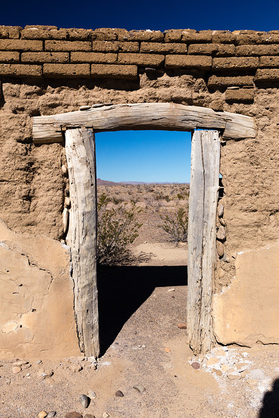 Doorway to the Desert