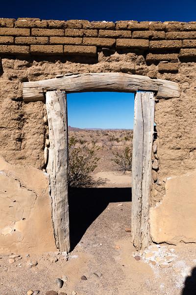 Doorway to the Desert