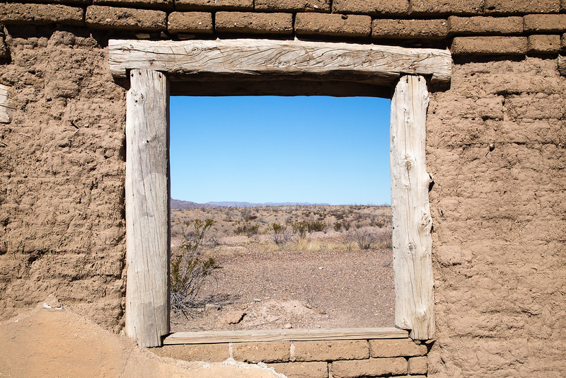 Window to the Desert