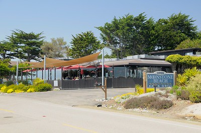First stop for lunch was the Moonstone Beach Resturant in Cambria with great views