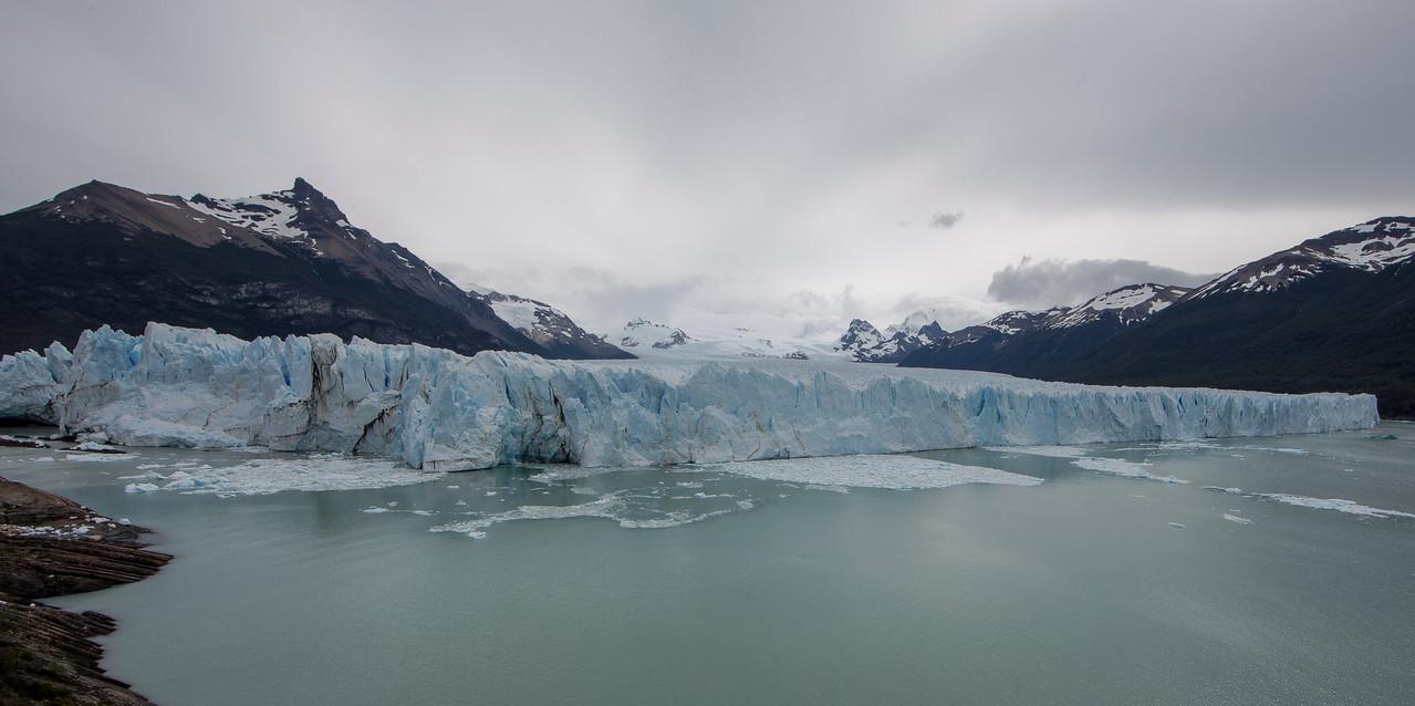 Perito Moreno Glacier, Patagonia, El Calafate, Argentina