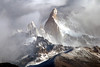 Los Glaciaries National Park, Argentina. 2009.  Fitz Roy area.