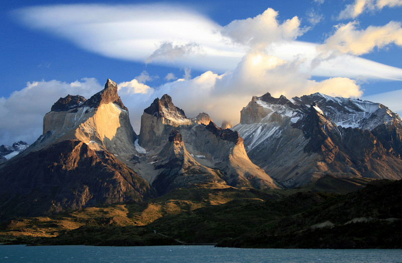 Torres del Paine National Park, Chile. 2009.