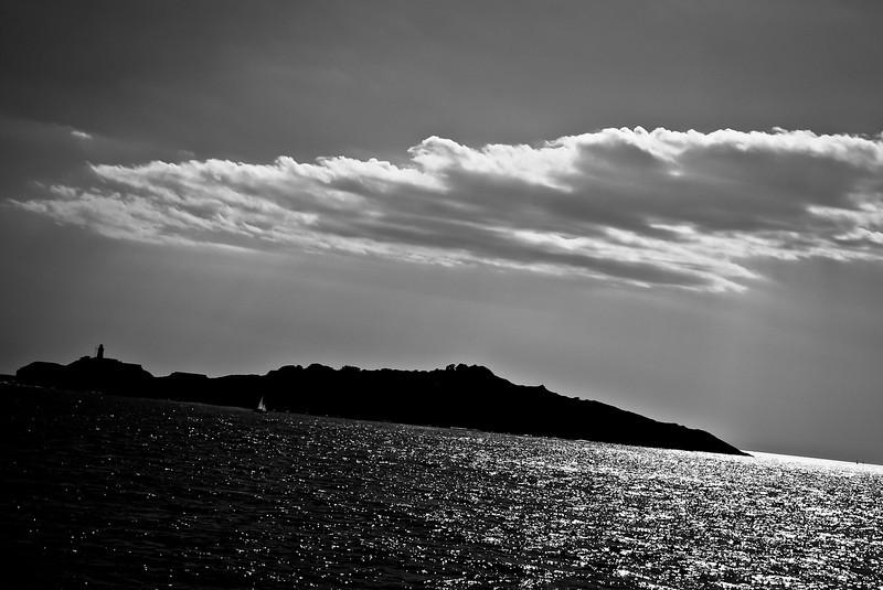 Ribaud Island - France