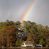 Rainbow Over Rita's - Galestown Mill Pond, Maryland