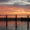 Green Point Sunset - Secretary, Maryland
