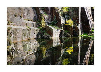 Bole Hill Quarry reflections