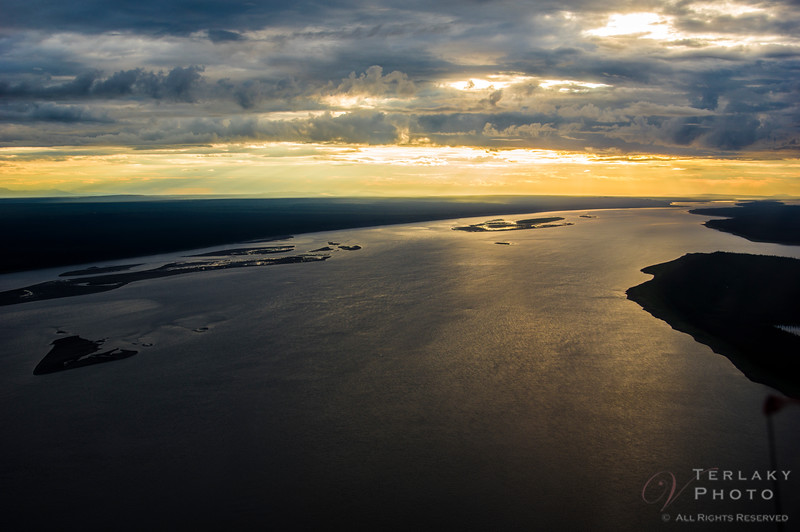 Mackenzie River.