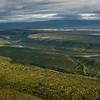 Mackenzie Plain and Mountains.