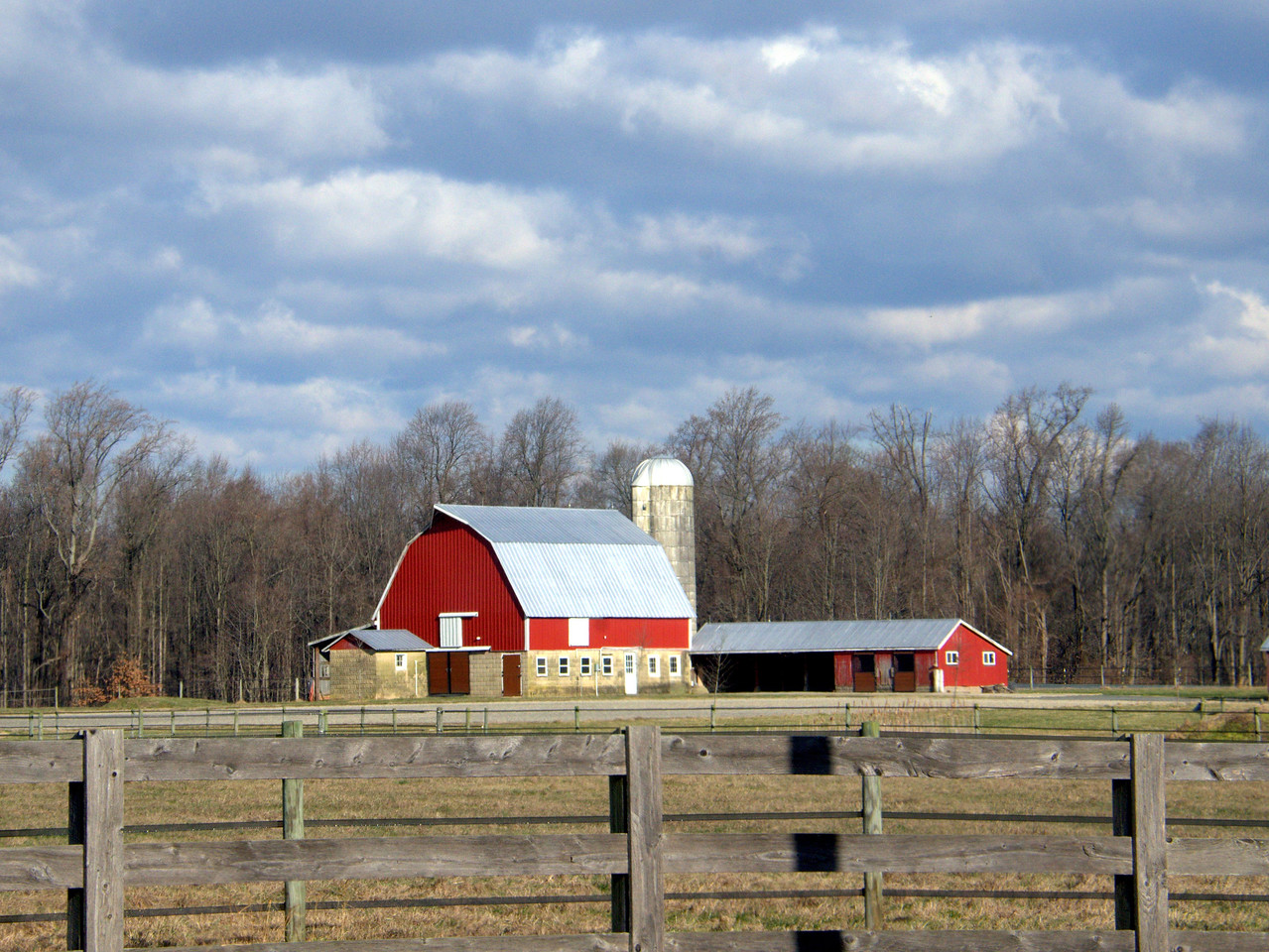 Red Barn on 213