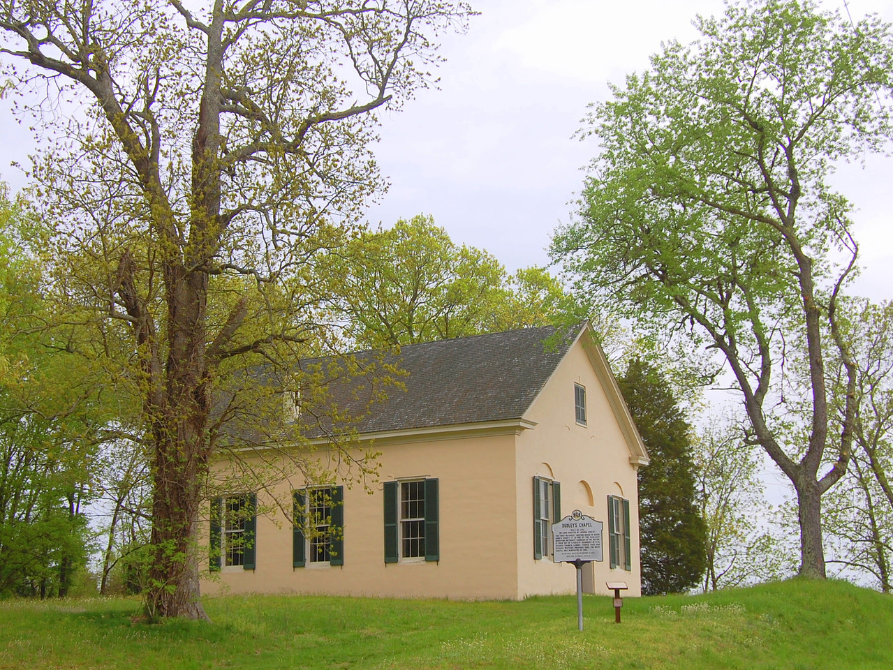Dudley's Chapel 2