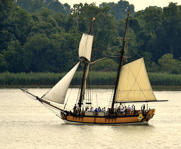 Sultana Cruise on the Chester