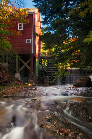 Balmoral Grist Mill.