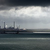 Milford Haven on a stormy morning