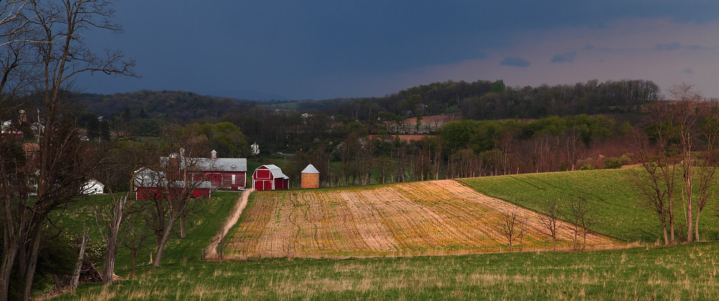 Pennsylvania rural landscapes