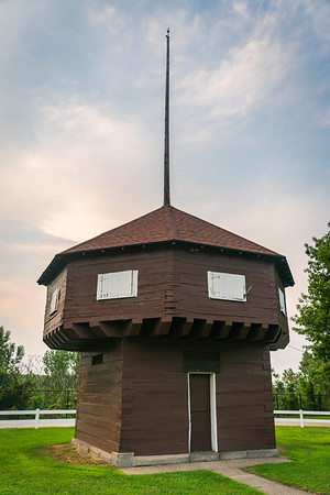 Mad Anthony Wayne Blockhouse in Erie, PA