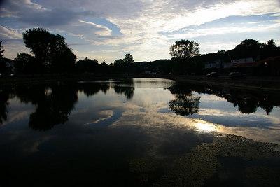 Stoyer's Dam, Schuylkill Haven