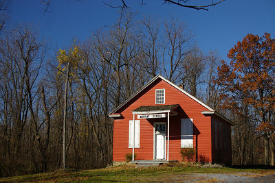 Murray school house, Ft. Indiantown Gap, Annville, PA