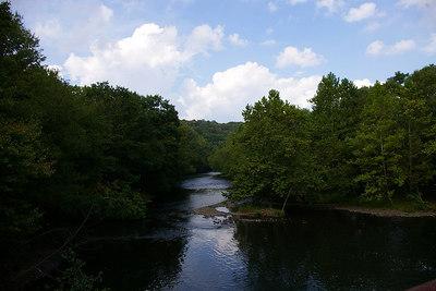 Schuylkill River near Auburn