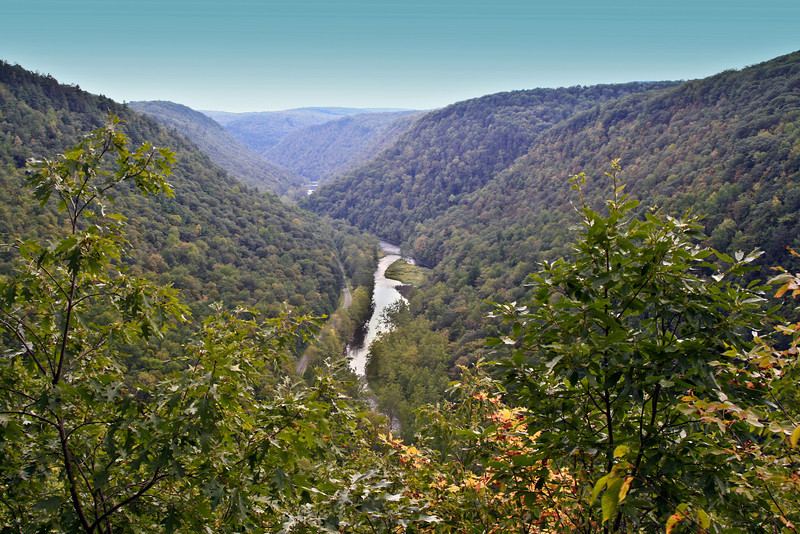 Pine Creek Gorge, the Pennsylvania Grand Canyon