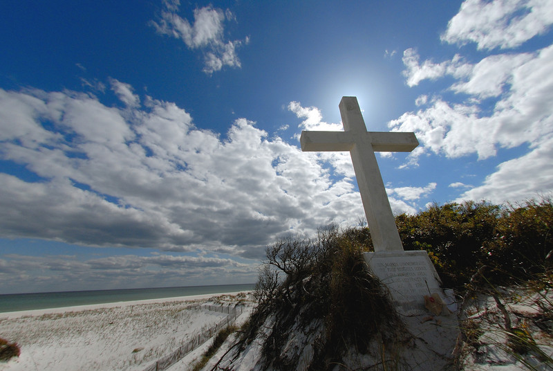 Pensacola Beach Cross