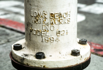 Fire hydrant, San Francisco, 1998
