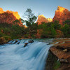 The Lights of Zion,<br /> Zion, UT