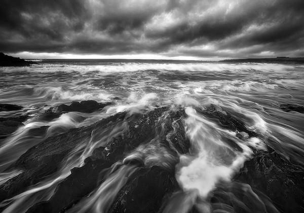 Chaos,<br /> Central Pacific Coast, CA