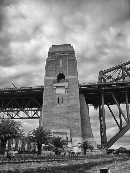 Sydney Harbour Bridge pylon