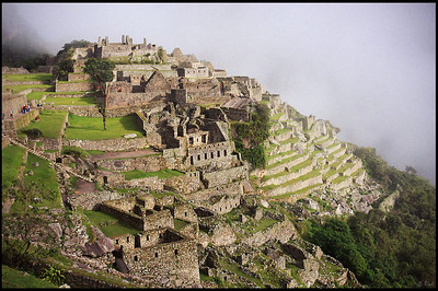 Machu Picchu, Early Morning