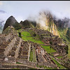Machu Picchu, Early Morning