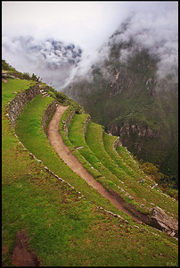 East Agricultural Terraces, Machu Picchu
