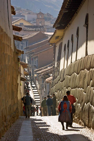 Morning in Cusco-1