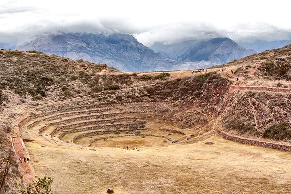 Moray Inca Terraces
