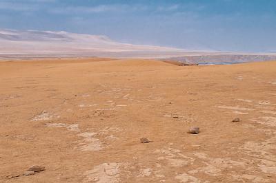 Desert Atacama, Paracas National Park Reserve, Pisco, Peru