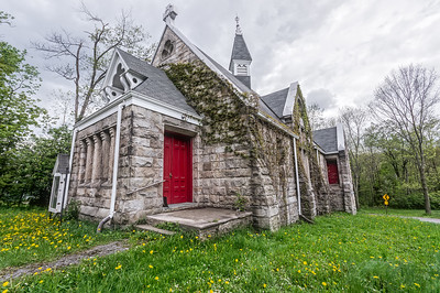 Antrim, PA Trinity Episcopal Church. Consecrated Summer of 1882.