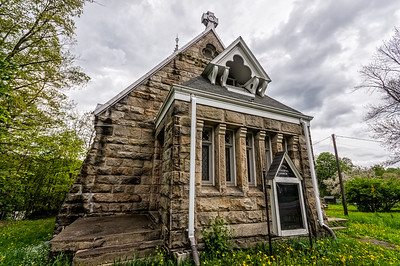 Antrim, PA Trinity Episcopal Church.Consecrated Summer of 1882.