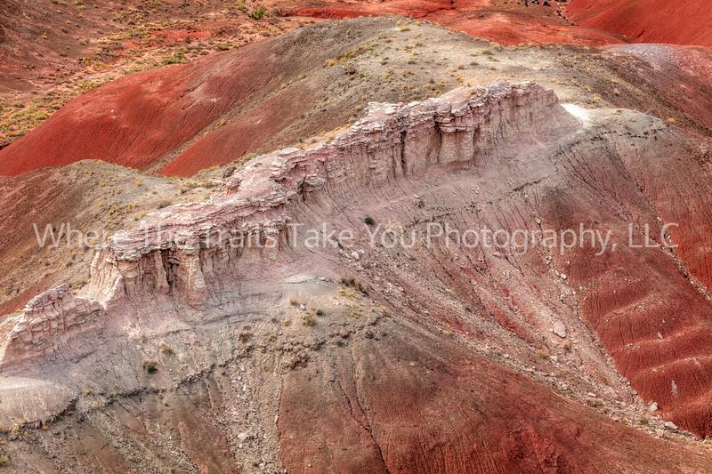 15.  Painted Desert Geology