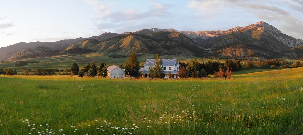 Pheasant Ridge - Springhill Bozeman Montana
