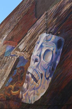 Philadelphia Mural Mile Oct 2012