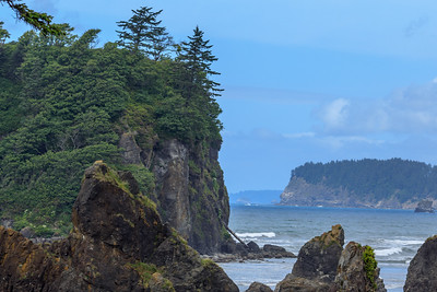 Beautiful Ruby Beach
