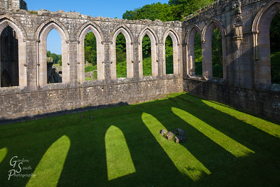 Fountains Abbey Refectory