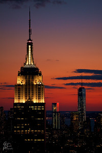 Two Towers of New York
