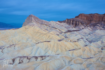 Zabriski Point Dawn