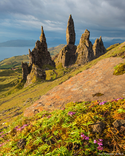 Old Man of Storr: Isle of Skye, Scotland